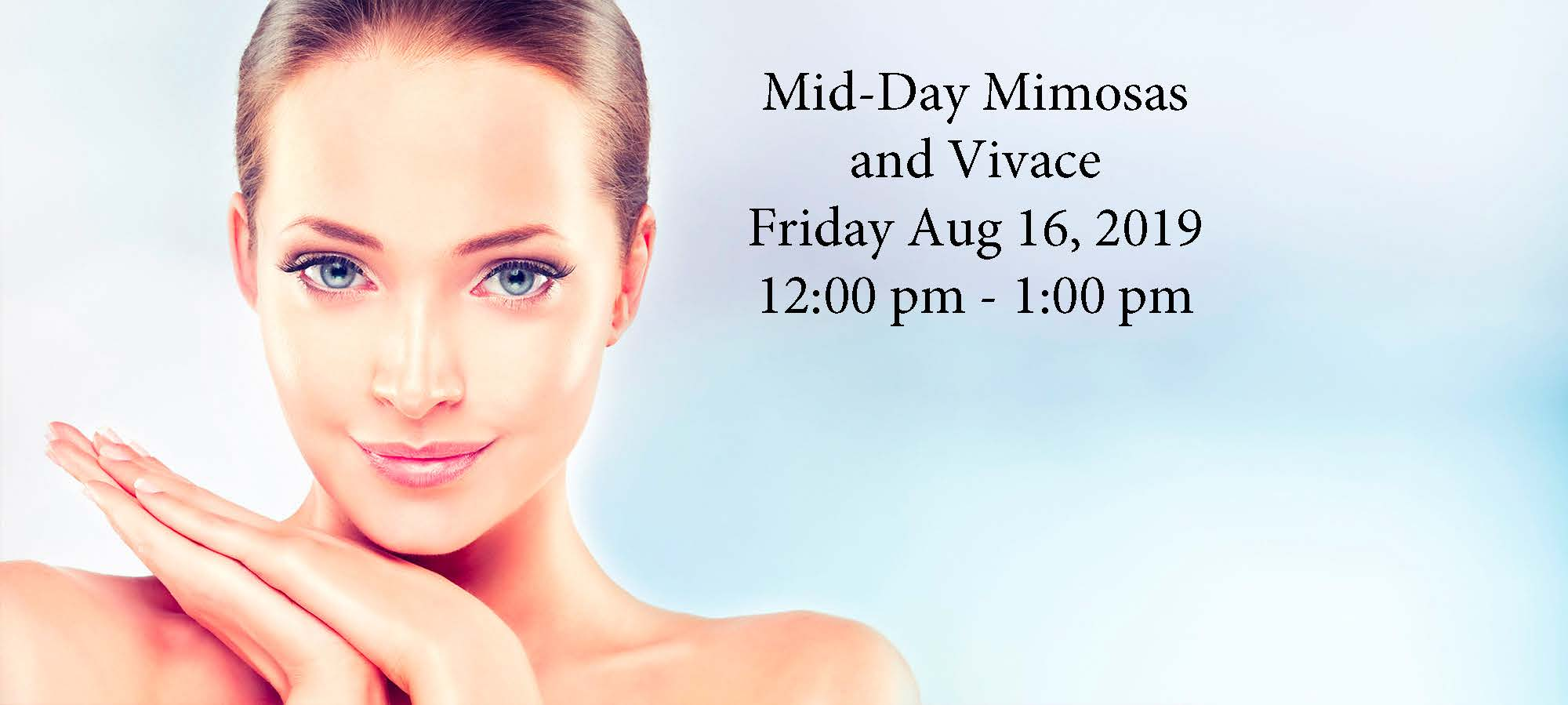 Mid-Day Mimosas and Vivace - South Lake Womens Healthcare